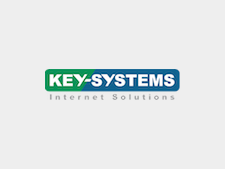 Enlace a la página web del registrador Key-Systems