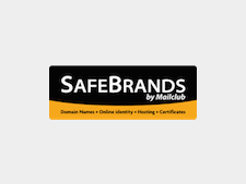 Enlace a la página web del registrador SafeBrands
