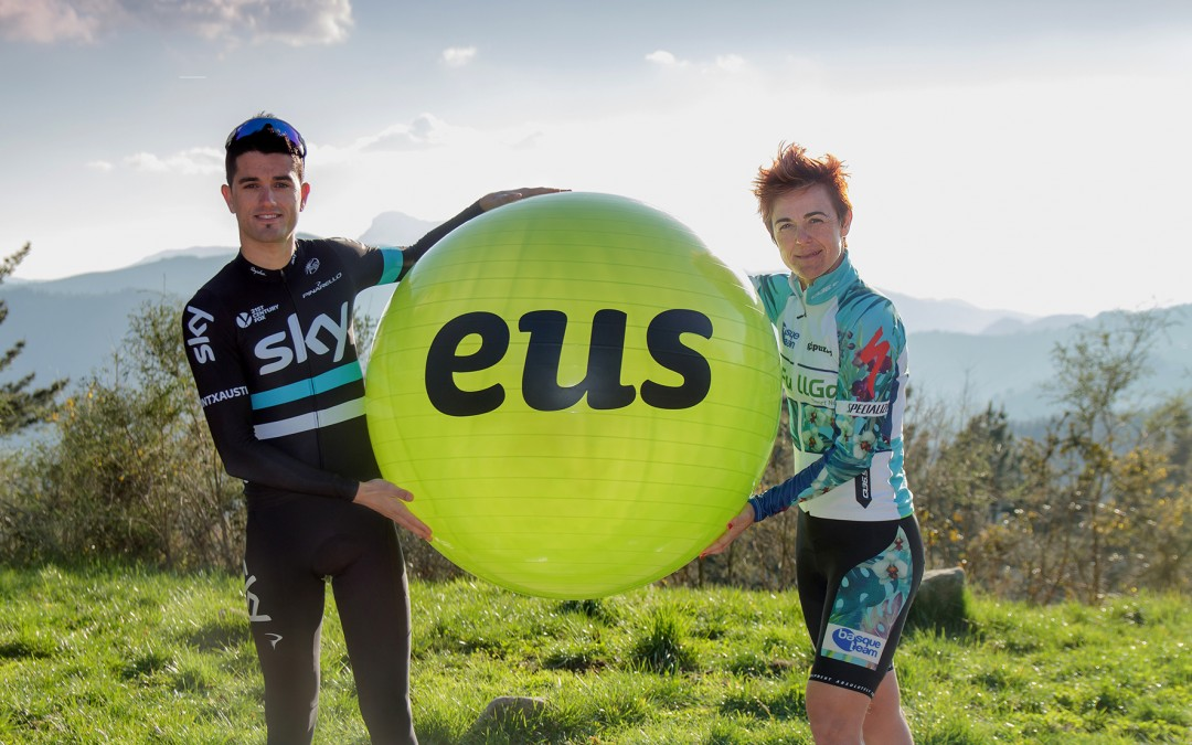 Cycling and the Internet joining forces to strengthen Basque use