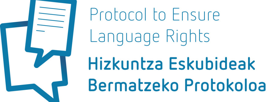 PuntuEUS has participated in the drawing up of a Protocol to guarantee language rights.