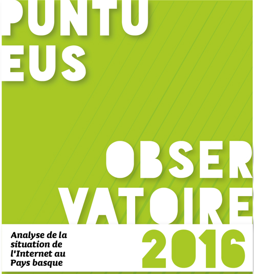 Selon l'Observatoire PuntuEUS 18 317 sites web utilisent la langue basque