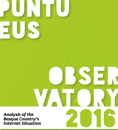 There are 18,317 websites in Basque, according to the PuntuEUS Observatory