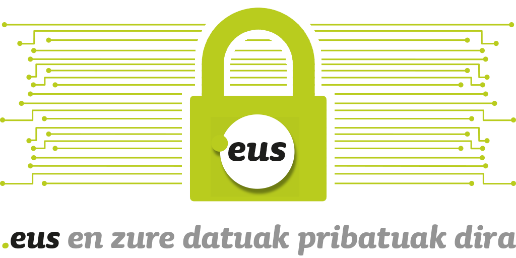 En .EUS tus datos son totalmente privados